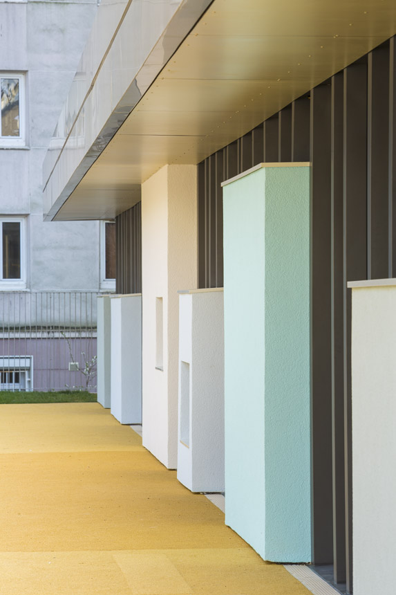 2014 - WRA architectes - creche - paris 20 - 03