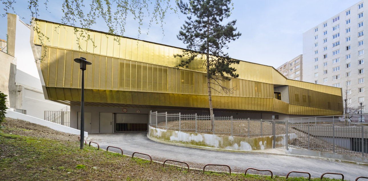 2014 - WRA architectes - creche - paris 20 - 05