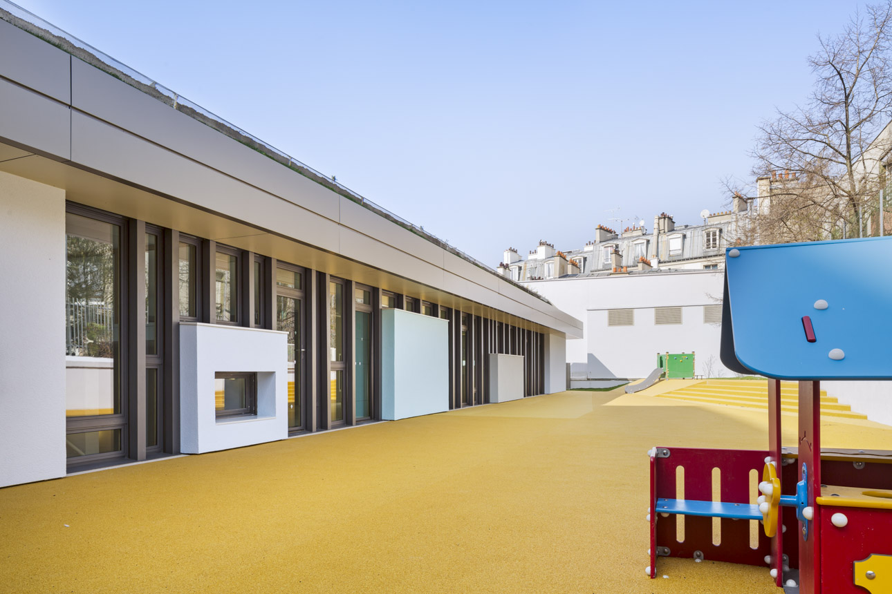 2014 - WRA architectes - creche - paris 20 - 01