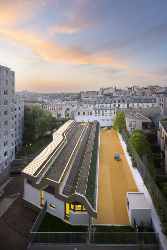 2014 - WRA architectes - creche - paris 20 - 25