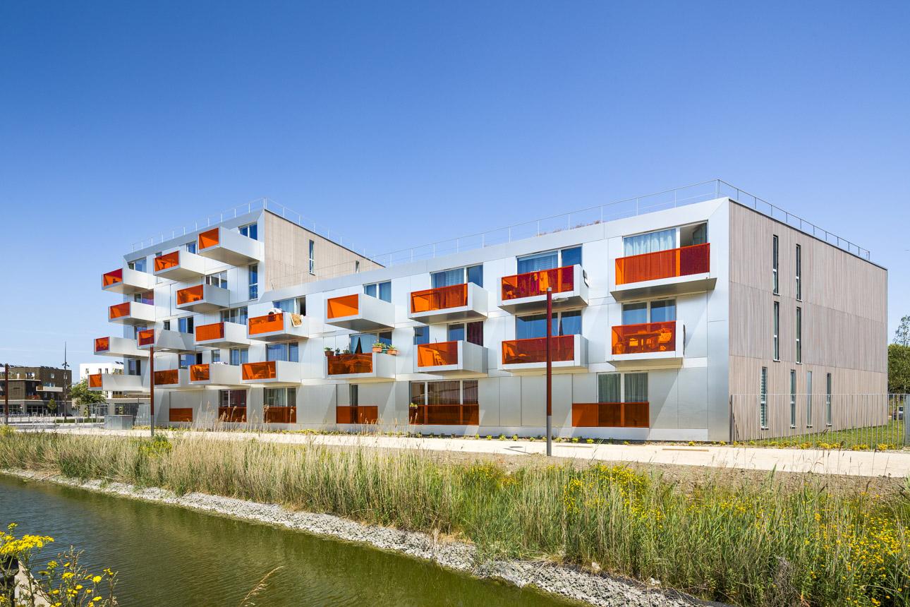 Sergio Grazia Philippe Dubus Architecte Logements