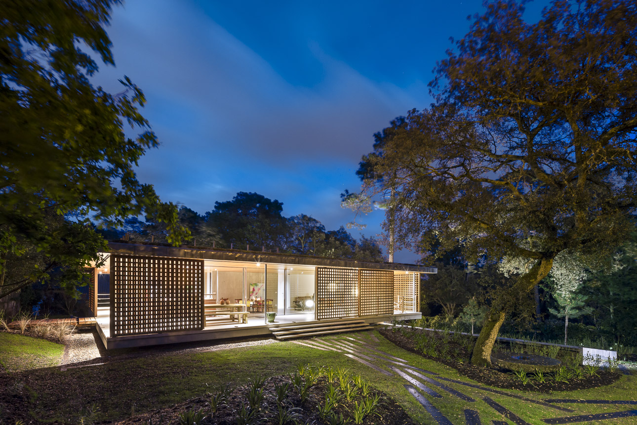 sergio grazia pargade architectes maison. Black Bedroom Furniture Sets. Home Design Ideas