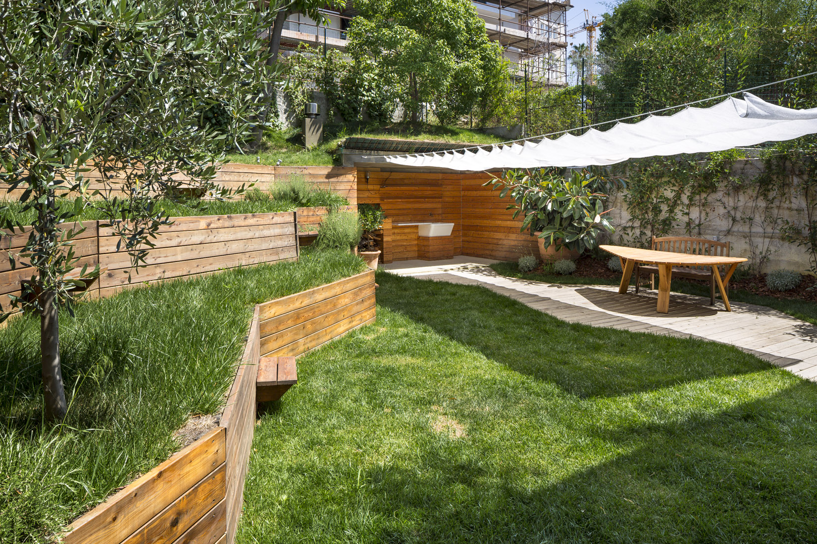 Sergio grazia nicola spinetto architecte jardin for Architecte jardin