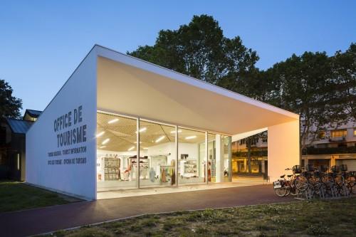 Sergio grazia reportages architectes - Bayonne office de tourisme ...